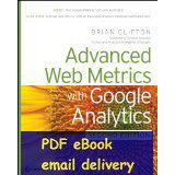 Wholesale Advanced Web Metrics with Google Analytics nd edition second