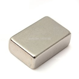 Super Powerful Strong Rare Earth Block NdFeB Magnet Neodymium N50 Magnets 30mm x 20mm x 10mm N50 order<$18no track
