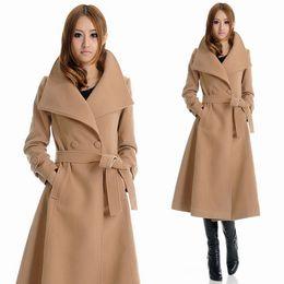 Long Coat For Womens Online - JacketIn