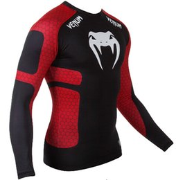 Wholesale MMA fight tops man long sleeve t shirt Rashguard Shapers quot ABSOLUTE quot RASHGUARD F021 COLORS