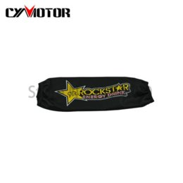 Wholesale Rear shock CM Cover Protector Guard Suspension Cover rockstar for Motorcycle Dirt Pit Bike ATV M53551