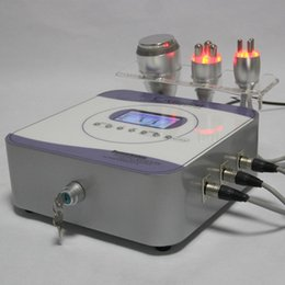 ULTRASONIC CAVITATION + TRIPOLAR RF RADIO FREQUENCY SLIMMING Machine