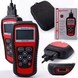 Wholesale MaxiScan MS509 Scan OBDII OBD2 Auto Scanner Code Reader Car Scanner Diagnostic Check Engine