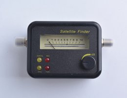 Wholesale 2015 hot selling Satellite Signal Finder SF9506 Digital Signal Finder Meter Satellite Signal Finder
