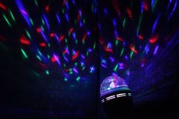2017 énergie ups Gros LED Full Color gyrophare Energy Saving longue vie Jusqu'à 8000 heures Full Color gyrophare Stage Lighting Effect énergie ups autorisation