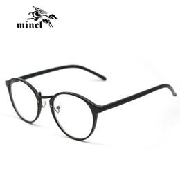 ultra light eyeglasses frame decoration frame round glasses vintage circle glasses male women