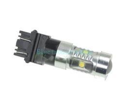 Wholesale Brake Lights Turn Lights Down Lights P27 W2 X16Q CREE LED W LM AC DC12V White Yellow Red
