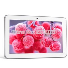 Wholesale-ORIGINAL 9 inch Ampe A92 A23 dual core 2G phone tablet WIFI Dual web Camera Android 4.2 built-in 3D games phone tablet 9 inches