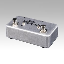 Wholesale TTONE Hand made ABY pedal Guitar Switch Box TRUE BYPASS Amp guitar AB Y