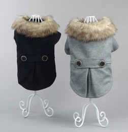 Wholesale pet clothes dog clothing spring costumes for dogs coats cheap warm autumn winter puppy pug bulldog