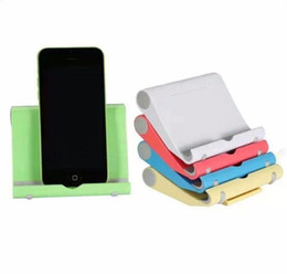 Tablet PC Phone Stands Multi-Angle View Tablet Stand Holders Phone Holder For Tablet and For Iphone for Samsung Mobiles