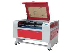9060 - 80w 600*900mm 80w laser cutter machine for carton box