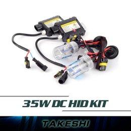 Wholesale 1 set hid xenon kit w dc v light for Car Headlight H7 K K K K K K Car lights Converse