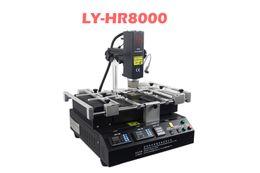 Wholesale independent three temperature zones Hot Air BGA rework station HR8000 for ps4 repair machine