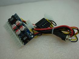 Wholesale DC ATX Pin p W PC Computer Mini PSU Power Modular for ITX Case Mini Integrated Computer POST Machine Network Server etc