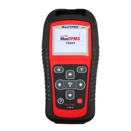Wholesale Autel MaxiTPMS TS501 TPMS Diagnostic And Service Tool Year Free Upgrade On Internet Easy To Use
