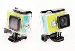 40m Underwater Diving Sports Waterproof impermeabile box Case For Xiaomi Yi Camera Accessories case airsoft case gf2