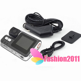 Wholesale I1000 Car DVR Recorder Video Registrator Car HD Mini DVR Novatek Camera Auto Night Vision Camara Coach Dash Camera