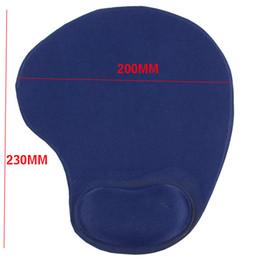 Wholesale Whole Sale A Comfort Wrist Gel Rest Support Mat Mouse Mice Pad Computer PC Laptop Soft
