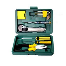 wholesale 11 pcs a set of car repair combination car classic kit car emergency kit combination suit family car supplies spare to