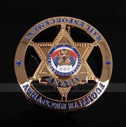 Wholesale The badge of American criminal law enforcement agencies to identify fugitives bail chapter chapter copper