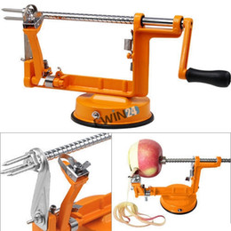 Wholesale Brand New in Apple Pear Potato Peeler Corer Slicer Safe Fruit Coring Kitchen Dicer