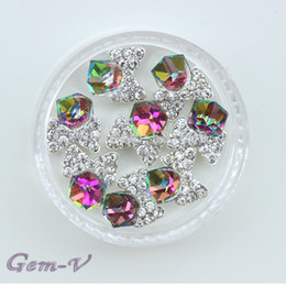 Wholesale-alloy nail art 3d nail jewelry new arrivals nail art decoration pearls wholesale new arrival nails decoration