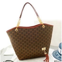 Wholesale Cheap Products Unique designer new Tchains canvas tassel Shoulder Bag Women Handbags Messenger vintage Bag