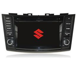 Wholesale MAISUN Win CE Best Price Car Radio GPS Car dvd for SUZUKI Swift with BT G DVR