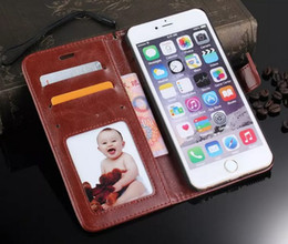 Purse Photo Frame For Iphone 6 6S Case Flip Ultra-Thin Cute Slim Holder Cover Colorful Leather Case For Apple Iphone 6 6S