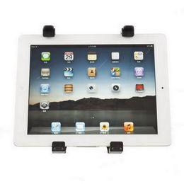 Wholesale Mounts Holder Tablet Stand Universal Car Back Seat Headrest Mount Holder Stand Bracket Kit For Samsung Galaxy Tab Tablet For