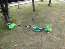 Wholesale 4 Strock Small Gas Grass Cutter Grass Cutting Machine Hot Sale Grass and Brush Cutter Side Hanging Grass Mower