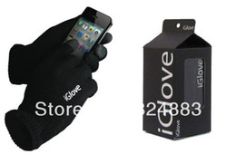 Wholesale-IGlove Screen Gloves Unisex Winter Suit For Iphone And Most Capacitive Screen Touch Screen With High Quality Original Box