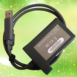 2017 xbox duro Venta al por mayor de alta calidad de disco duro Kit de transferencia de datos por cable para Xbox 360 de Hotsale xbox duro outlet