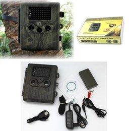 La caza cámara de exploración gsm en venta-por DHL o EMS 20 pedazos de la cámara de 12MP MMS GSM sendero de exploración de animales juego de la caza infrarroja
