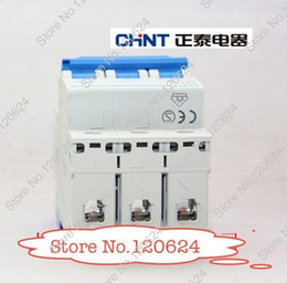 Wholesale CHINT MCB NB1 C6A P low voltage mini miniature circuit breaker Modular DIN Rail motor protection CE schneider