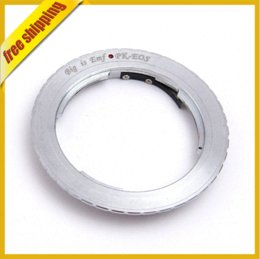 Wholesale PK EF Lens Adapter EMF AF Confirm P entax K PK lens to C anon E OS adapter Have electronic focal tip chip