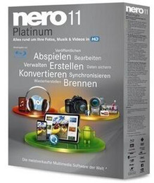 Wholesale The best CD burning software Nero Platinum Platinum Edition genuine Blu ray Lightscribe
