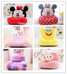 Wholesale High Quality Children Sofa Baby Nursery Ssofa Small Sofa Chair Present For Boy Girl Cartoon Sofa