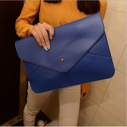 Wholesale-Women Leather Bags Women's Handbags 2015 Fashion Handbag Messenger Tote Woman Shoulder Cross-Body Evening Bag Clutch Wallets