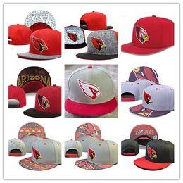 Wholesale Arizona Snapback Hat Thousands Snap Back Hat For Men Summer Baseball Cap Cardinal American Football Hat Women Baseball Cap Mix Order
