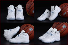 (With Box) Free Shipping Wholesale New Model Retro 11 XI Legend Blue Women Basketball Sport Sneakers Trainers Shoes