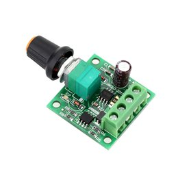 Wholesale Low Voltage DC PWM Motor Speed Controller Module DIY Motor Controller Module V V V V V A