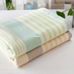 Wholesale Cotton yarn factory direct double bar towel cloth trade genuine exporters ultra high end gift