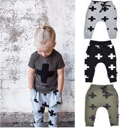 2018 Boys Girls Childrens Harem Pants Autumn Winter Cotton Fleece Fashion Boy Girl Kids Casual Pants INS Boutique Enfant Trousers Clothes