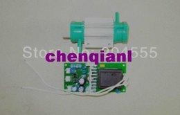 Wholesale The third generation porcelain enamel ozone tube ozone sterilizer Ozone generator parts mg h v for Home appliance