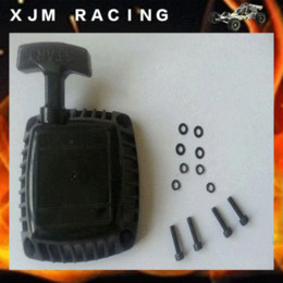 Wholesale Pull Starter Gas RC Car Part fit BAJA Zenoah CY HPI King Motor ROVAN motor capacitor