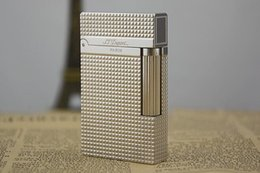 Wholesale New the original Dupont Dupont lighter audible words act as purchasing agency all copper lighters never fades