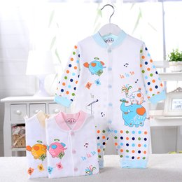 2015 autumn unisex baby rompers long-sleeve baby boy girl clothes 100% cotton baby jumpsuits newborn clothing 0-9 months