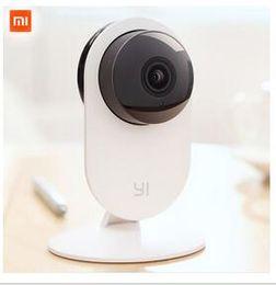 Original Xiaomi Smart CCTV Camera Small Ants Smart Webcam IP Wireless Wifi Camcorder Built-in Microphone Xiaomi yi Camera 1pcs